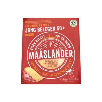 Maaslander 50+ Jong Belegen Stuk