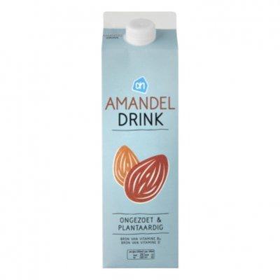 Huismerk Verse amandel drink ongezoet