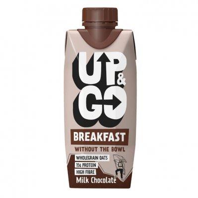Up&Go Milk chocolate