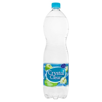 Crystal clear appel 1,5 liter Incl. €0,25 statiegeld