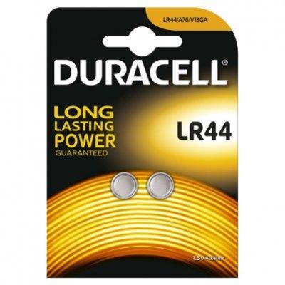 Duracell Knoopcelbatterij LR44