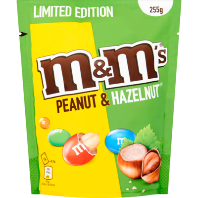M&M's Pouch hazelnoot