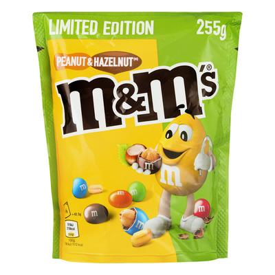 M&M's Pinda & hazelnoot