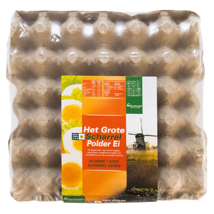 Grote Polder Eieren M