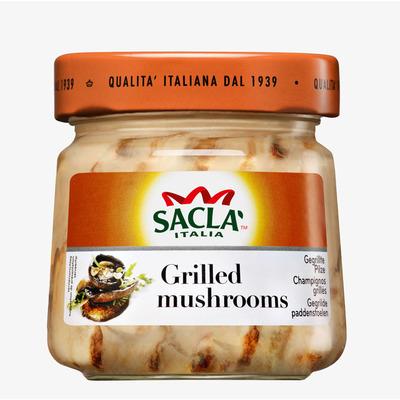 Sacla Grilled mushrooms