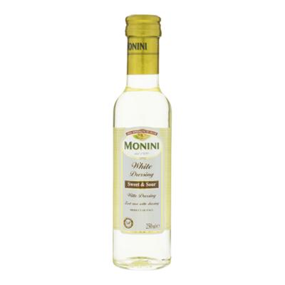 Monini White dressing sweet & sour