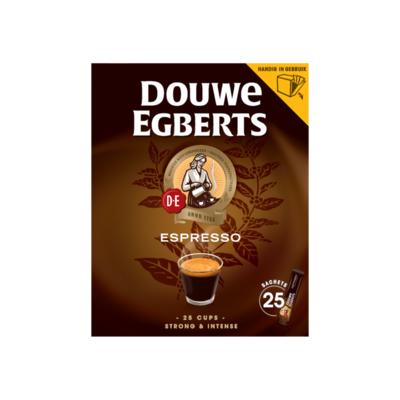 Douwe Egberts Espresso Sticks Oploskoffie