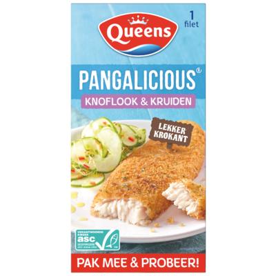Queens Pangalicious knoflook-kruiden