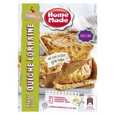 Homemade Pakket voor quiche lorraine