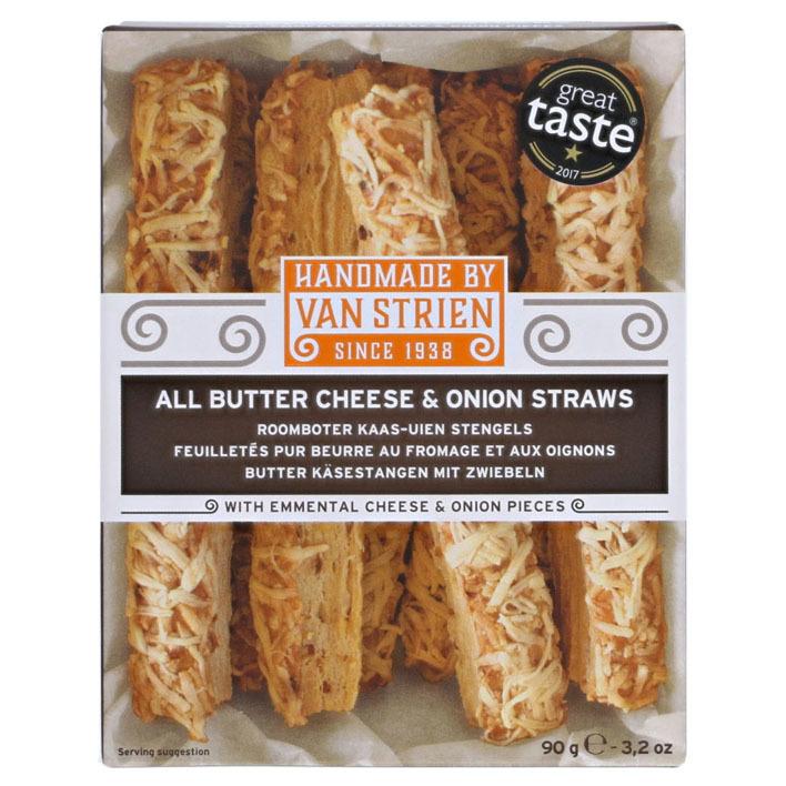 Van Strien Butter cheese onion straw
