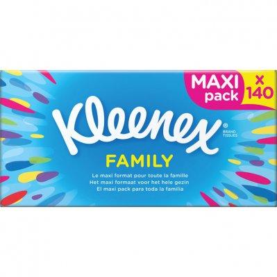 Kleenex Family maxi pack tissues