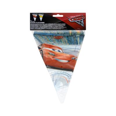 Disney-Pixar Cars 3 Plastic Vlaggenlijn