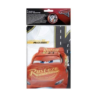 Disney-Pixar Cars Lightning 95 McQueen Plastiek Tafellaken