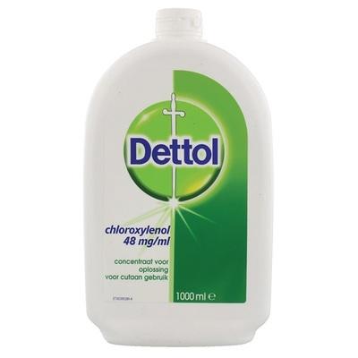 Dettol Ontsmettingsmiddel 1 liter