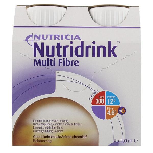 Nutricia MF Chocola 4x200 ml