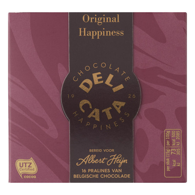 Huismerk Chocolate original happiness mix