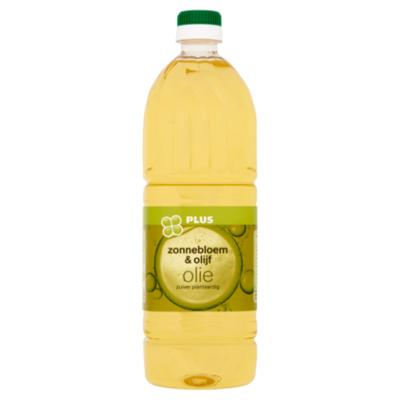 Huismerk Zon- en olijfolie
