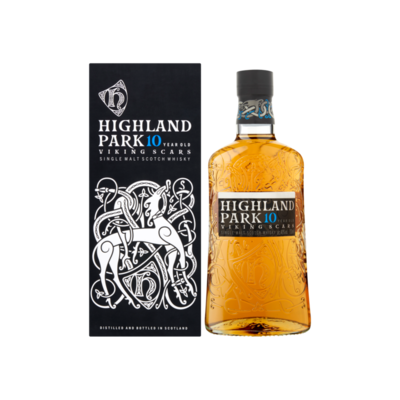 Highland Park 10 Year Old Viking Scars Single Malt Scotch Whisky