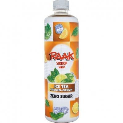 Raak Vruchtensiroop zero ice tea
