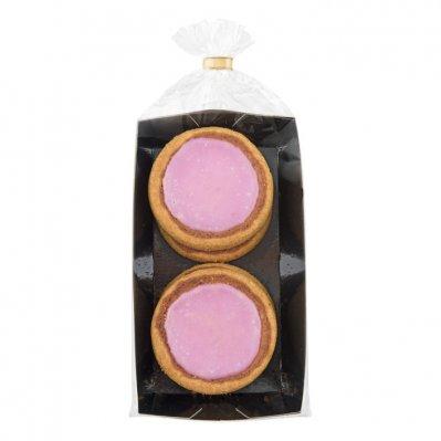 Huismerk Roze koeken