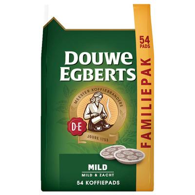 Douwe Egberts Mild koffiepads