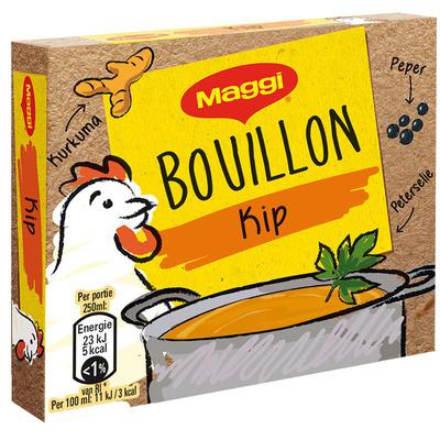 Maggi Bouillon kip