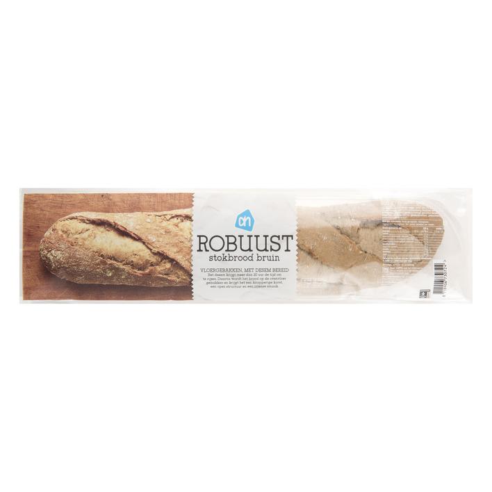 Huismerk Robuust stokbrood bruin