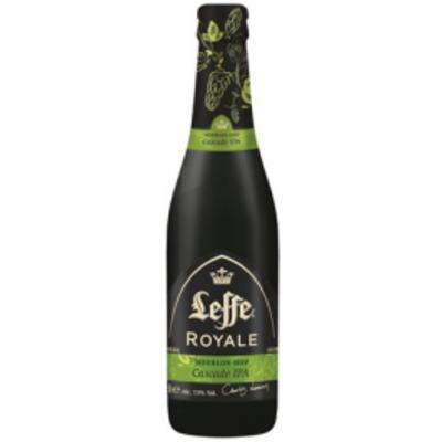 Leffe Royale cascade ipa abdijbier