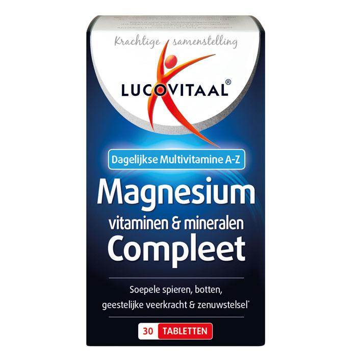 Lucovitaal Magnesium vitamine compleet
