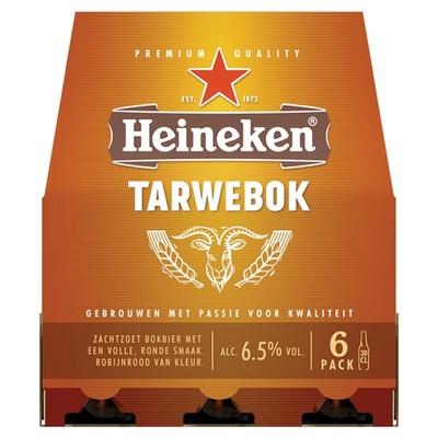 Heineken Tarwebok Speciaalbier Fles 6 X 30 Cl