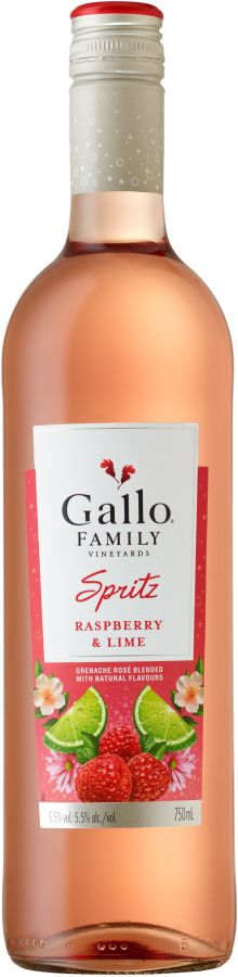 Gallo Family Vineyards Spritz raspberry lime