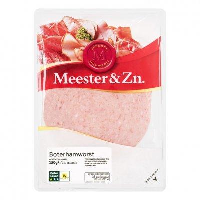 Meester&Zn Boterhamworst