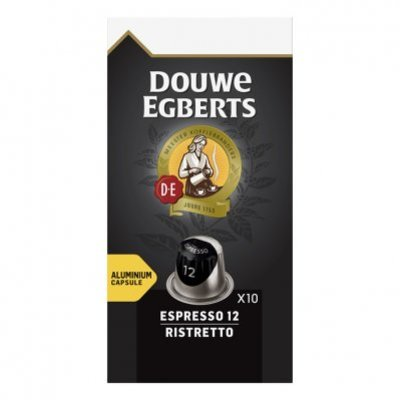 Douwe Egberts Espresso ristretto koffiecups