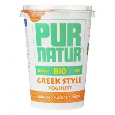 Pur Natur Biologische Greek style 8%