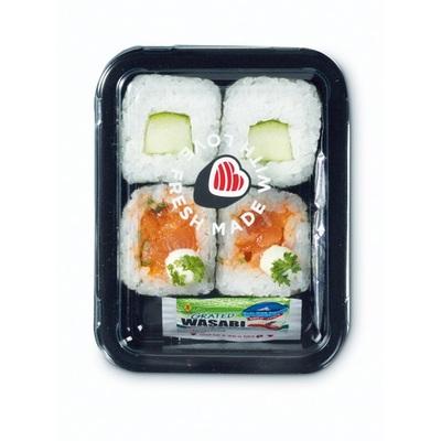 Beij Ching Beij Ching sushi miniset 4 stuks