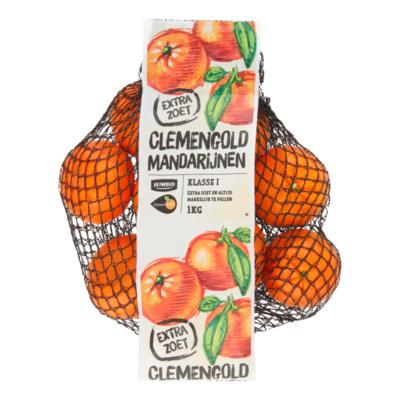 Huismerk Clemengold Mandarijnen