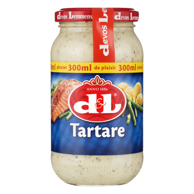 Devos Lemmens Tartare saus