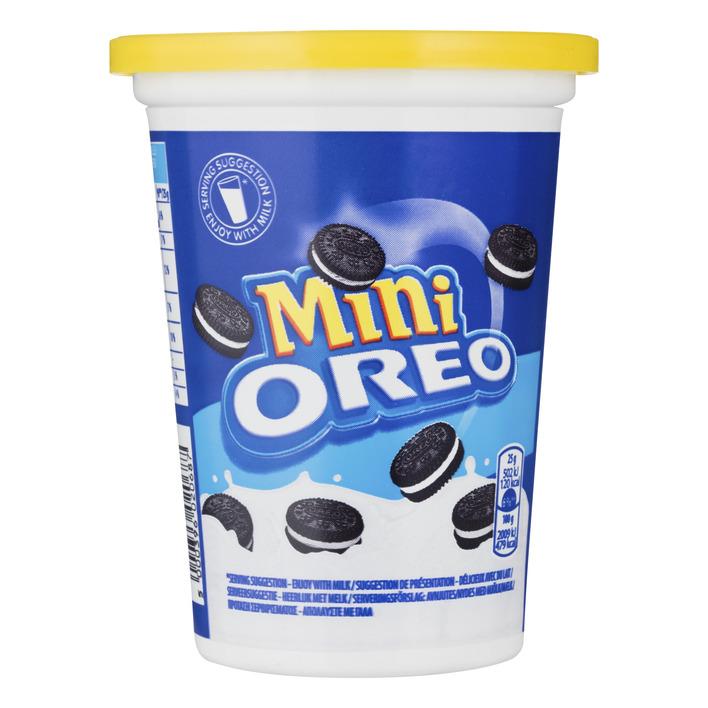 Oreo Biscuits mini original uitdeelbeker