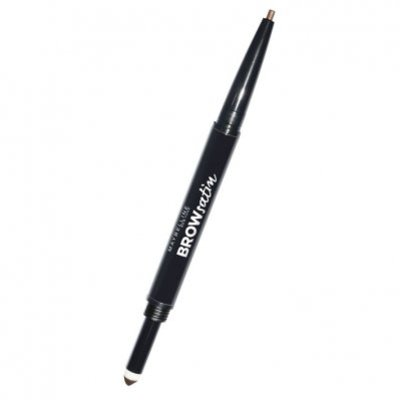 Maybelline New York Brow satin duo 02 medium brown