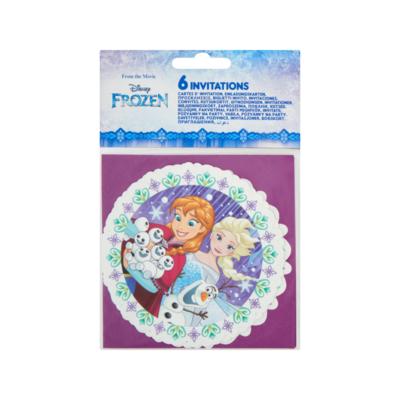 Disney Frozen Uitnodigingen