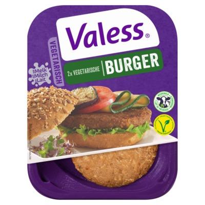 Valess vegetarische burger 2 Stuks 160 gram