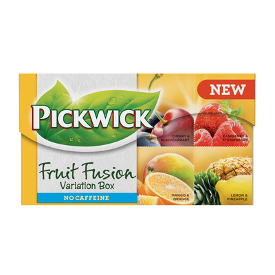 Pickwick Fruit fusions variatiebox