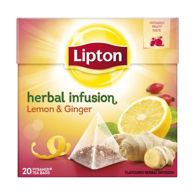 Lipton Tea lemon-ginger