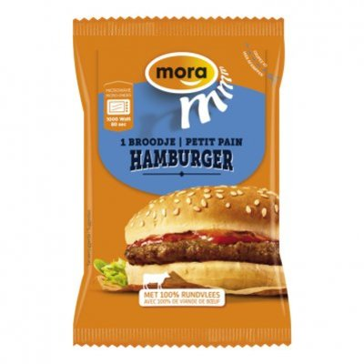 Mora Broodje hamburger