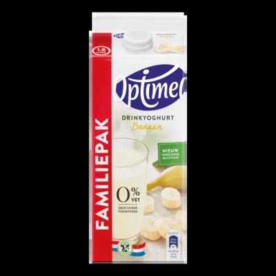 Optimel Drinkyoghurt Banaan