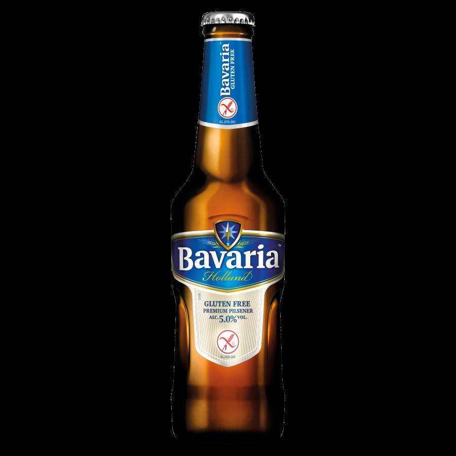 Bavaria Pilsener glutenvrij 33cl