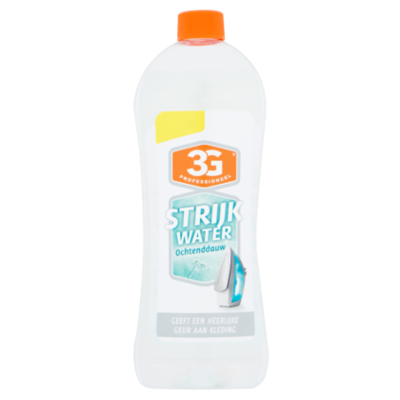 3G Professioneel Strijkwater
