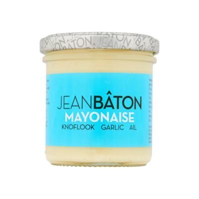Jean Bâton Mayonaise Knoflook Garlic Ail