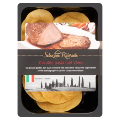 Selezione Ristorante Gevulde pasta met rundvlees