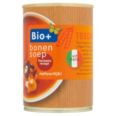 Bio+ Toscaanse bonensoep